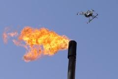 inspection industrielle énergie par drone