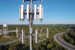 inspection industrielle réseau télécoms par drone