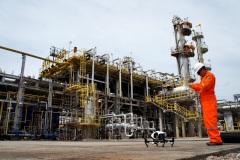 inspection industrielle par drone thermique