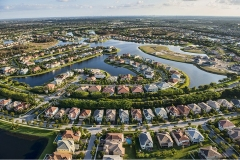 photographie aérienne projet immobilier